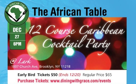 Caribbean Cocktail Party_122714