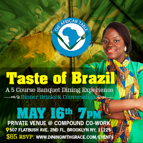 The African Table Taste of Brazil_Small